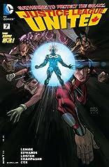Justice League United (2014-) #7