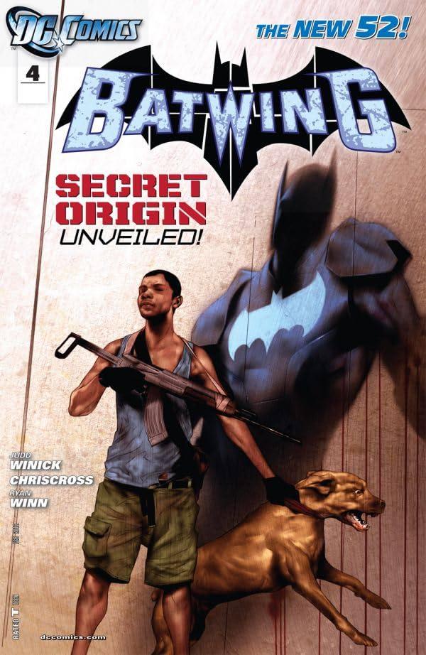 Batwing (2011-2014) #4