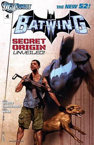 Batwing (2011-2014) No.4