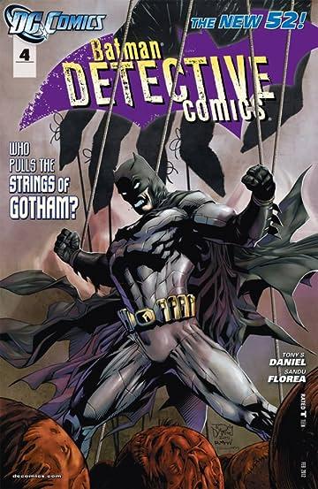 Detective Comics (2011-2016) #4