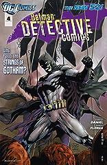 Detective Comics (2011-) #4