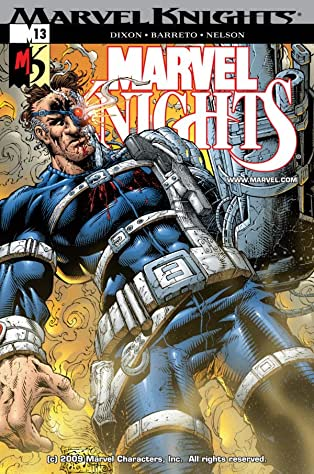 Marvel Knights #13