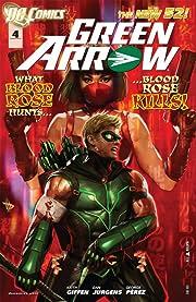 Green Arrow (2011-2016) No.4