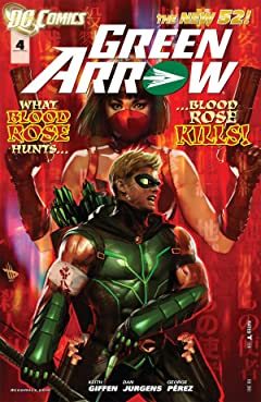 Green Arrow (2011-2016) #4