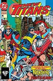 The New Titans (1984-1996) #95