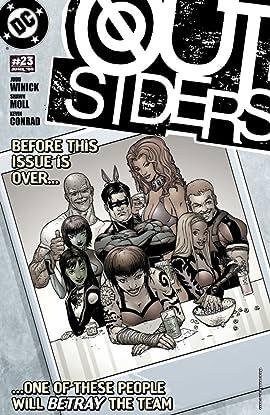 Outsiders (2003-2007) #23