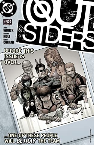 Outsiders (2003-2007) #23