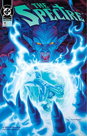 The Spectre (1992-1998) #11