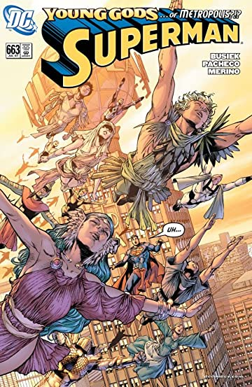Superman (1939-2011) #663