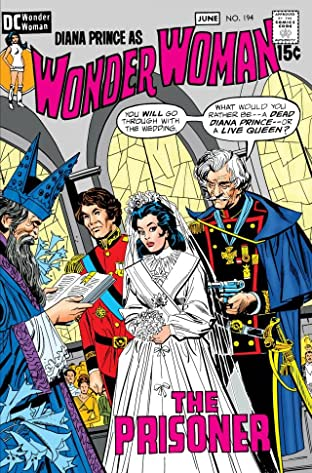 Wonder Woman (1942-1986) No.194