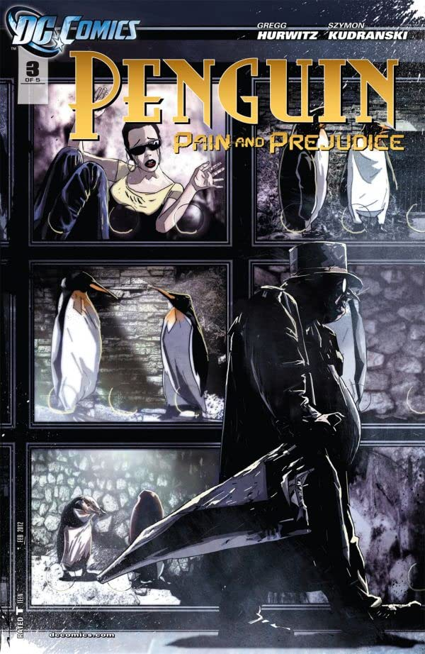Penguin: Pain & Prejudice (2011) #3 (of 5)