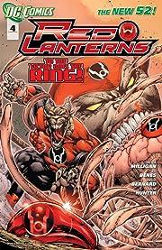 Red Lanterns (2011-2015) #4