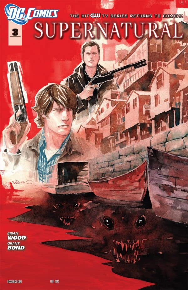 Supernatural (2011-2012) #3 (of 6)