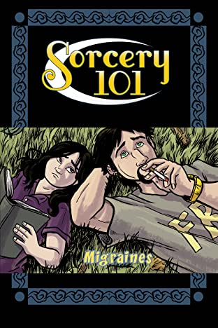 Sorcery 101 No.18