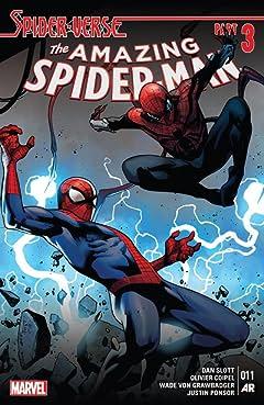 Amazing Spider-Man (2014-2015) #11