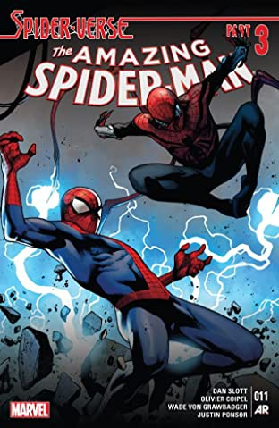Amazing Spider-Man (2014-2015) No.11