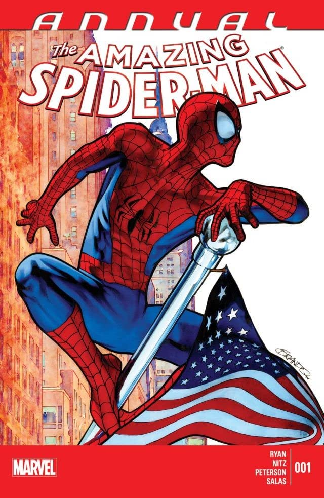 Amazing Spider-Man (2014-2015) Annual #1