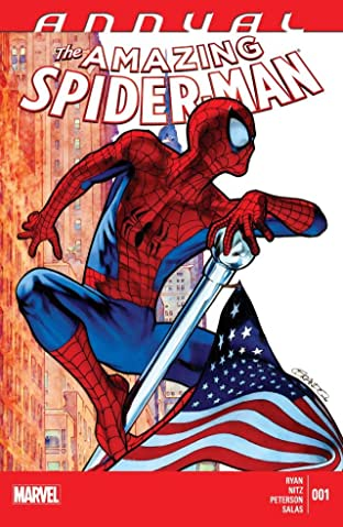 Amazing Spider-Man (2014-2015) Annual No.1