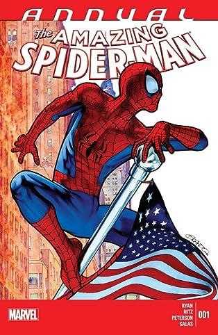 Amazing Spider-Man (2014-2015) Annual #1