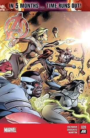 Avengers (2012-2015) No.39
