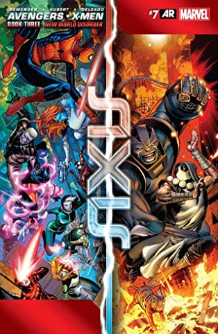 Avengers & X-Men: Axis #7 (of 9)