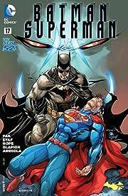 Batman/Superman (2013-2016) #17