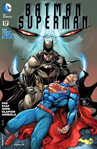 Batman/Superman (2013-2016) #17