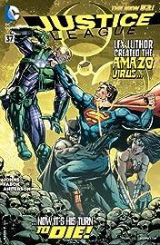 Justice League (2011-2016) #37