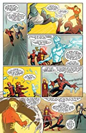 Spider-Man & The X-Men #1