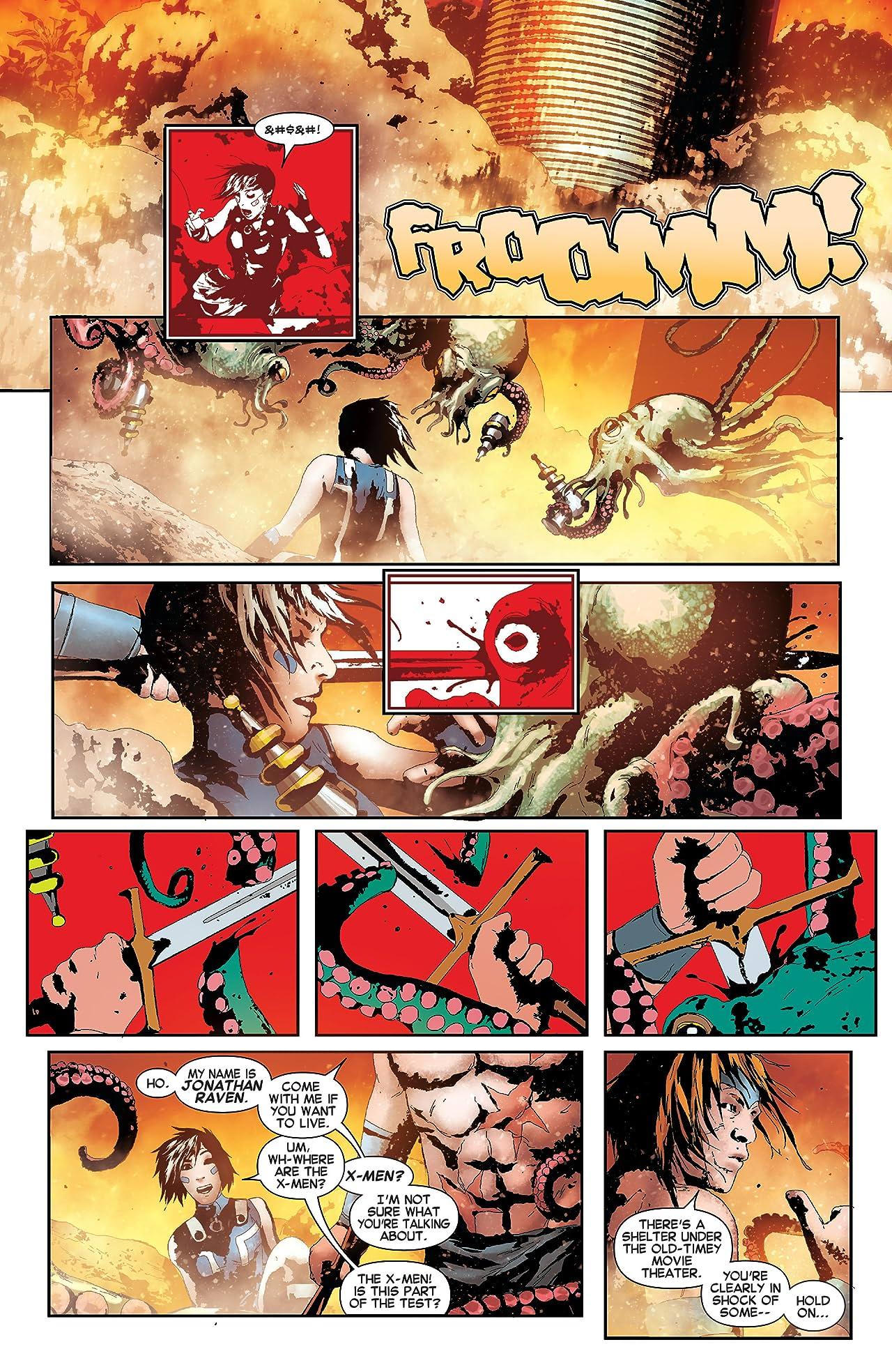 Uncanny X-Men (2013-2015) Annual #1