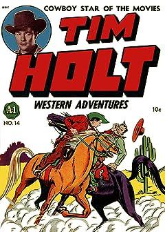 Tim Holt Western Adventures #1