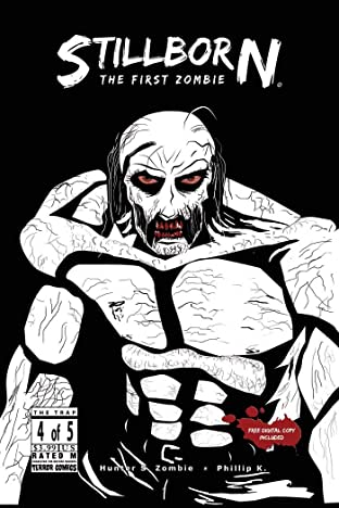 Stillborn: The First Zombie #4
