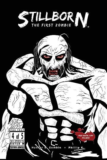 Stillborn: The First Zombie #4