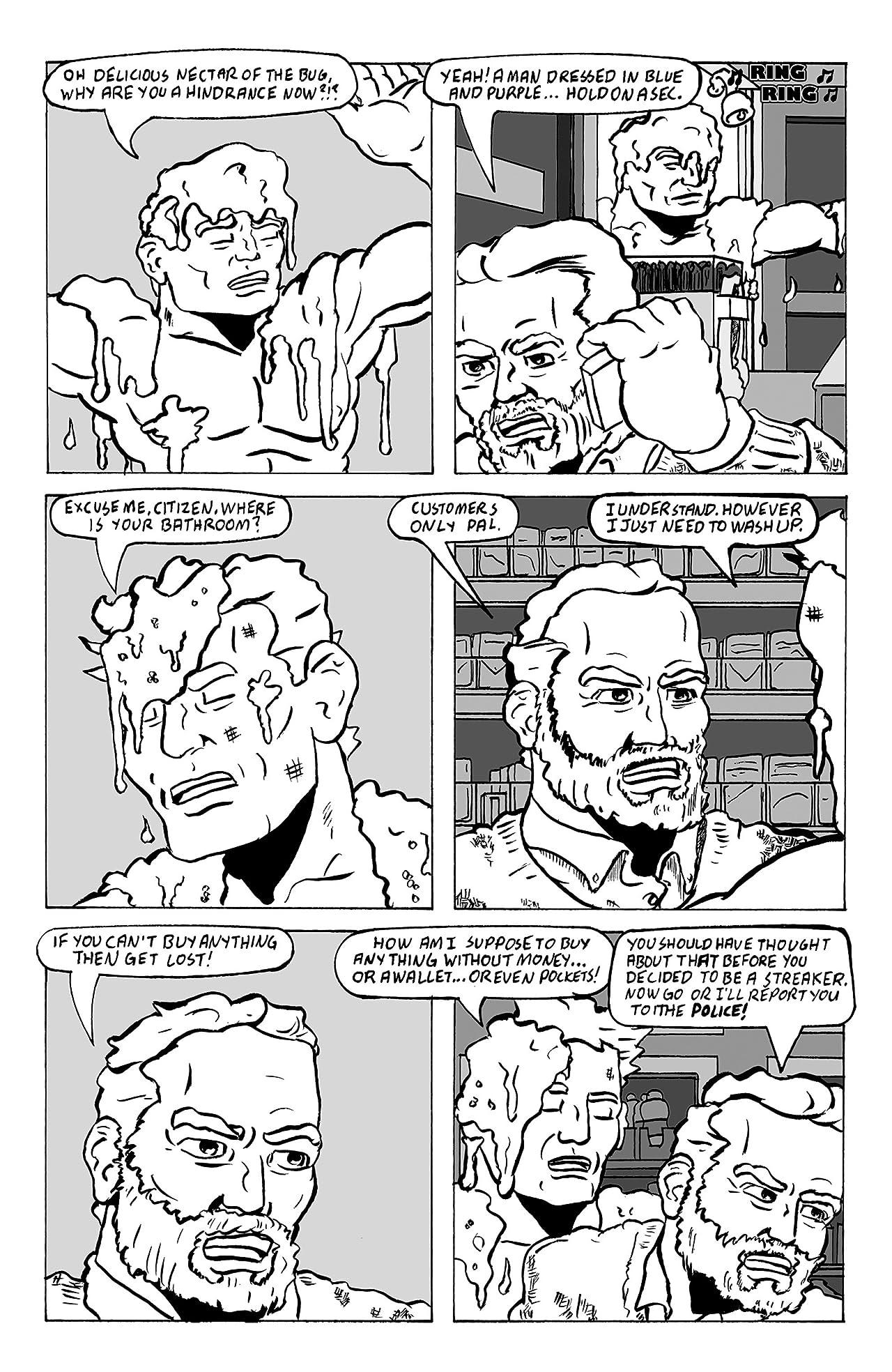 Naked Man Comics #9