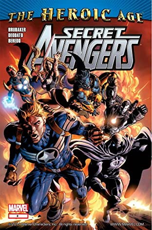 Secret Avengers (2010-2012) No.2
