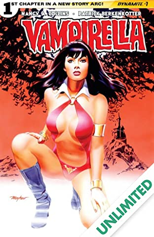 Vampirella (2014-2015) #7: Digital Exclusive Edition