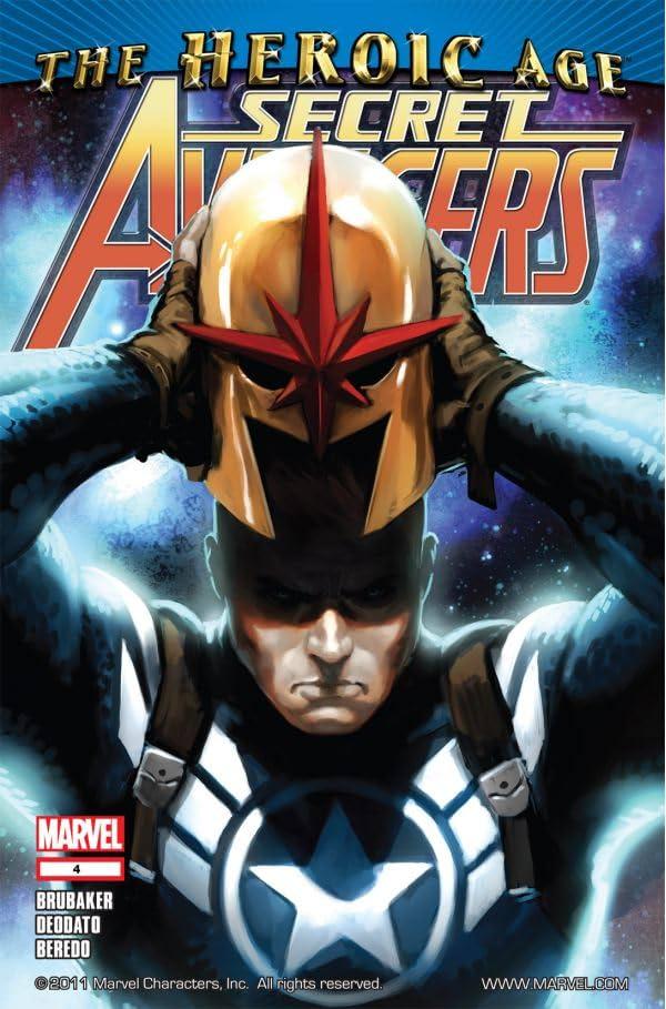 Secret Avengers (2010-2012) #4