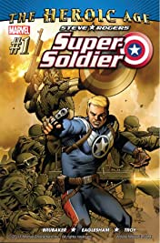 Steve Rogers: Super-Soldier #1 (of 4)