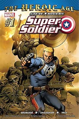 Steve Rogers: Super-Soldier (2010) #1 (of 4)