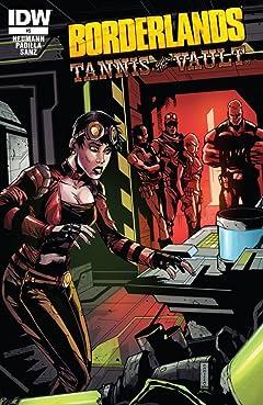 Borderlands: The Fall of Fyrestone #5: Tannis & The Vault Part 1