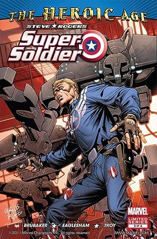 Steve Rogers: Super-Soldier (2010) #3 (of 4)