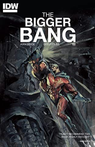 The Bigger Bang #2 (of 4)