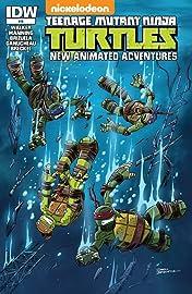 Teenage Mutant Ninja Turtles: New Animated Adventures #18