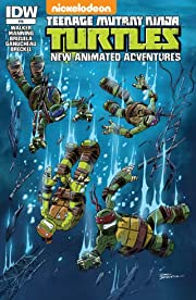 Teenage Mutant Ninja Turtles: New Animated Adventures #18
