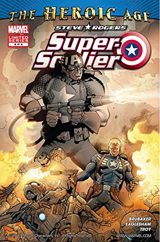 Steve Rogers: Super-Soldier #4 (of 4)