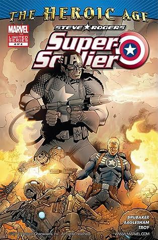 Steve Rogers: Super-Soldier (2010) #4 (of 4)
