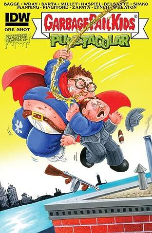 Garbage Pail Kids No.1: Comic Book Puke-tacular