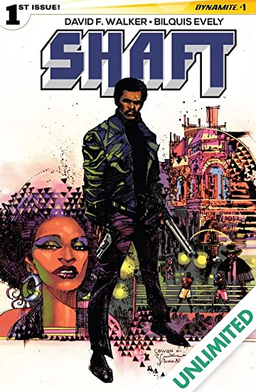 Shaft #1: Digital Exclusive Edition