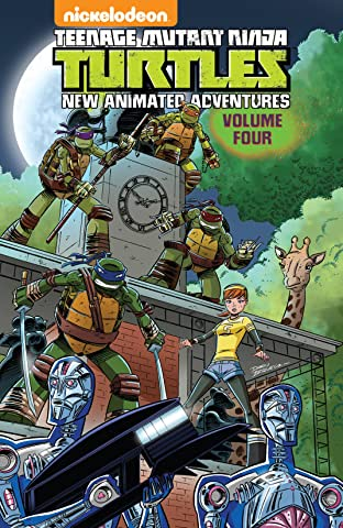 Teenage Mutant Ninja Turtles: New Animated Adventures Vol. 4