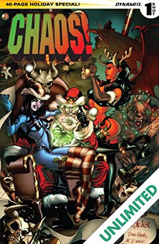 Chaos Holiday Special 2014: Digital Exclusive Edition